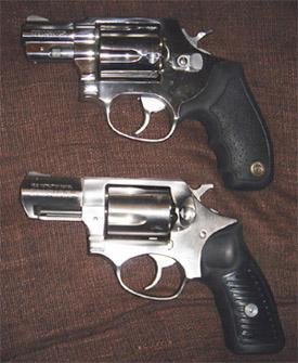 .44 Special and .357 Magnum comparison