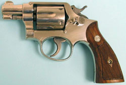 theory of snubnosed revolvers