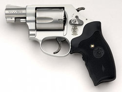 Smith and Wesson 637 revolver