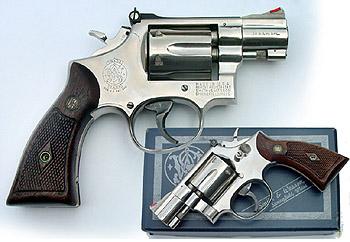Revolver as CCW Gun