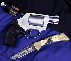 Smith & Wesson model 637