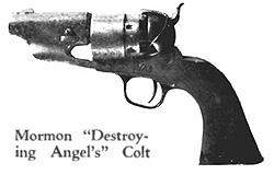 Snubnosed Colt Revolver