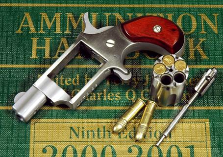 North American Arms Mini Revolver .22 LR