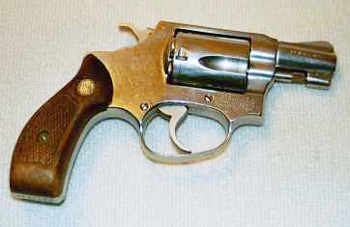Smith & Wesson snubnose