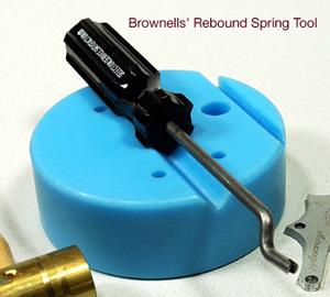 Brownells Rebound Spring Tool