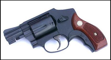 Tyler grips for J-Frame revolver