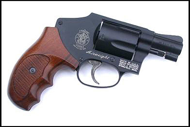 J-frame grips for Smith & Wesson