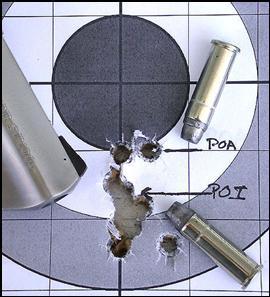 Ruger SP101 revolver ammo