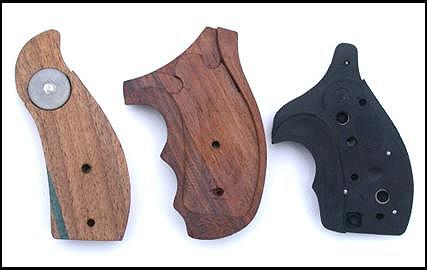 J-Frame revolver grips