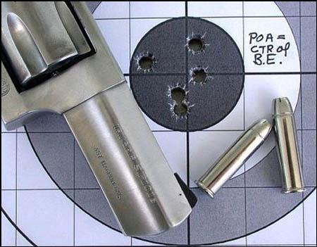 Riger SP101 Winchester Silvertip