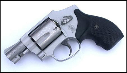 Smith & Wesson 642 grips