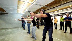 Range Training with .40 S&W